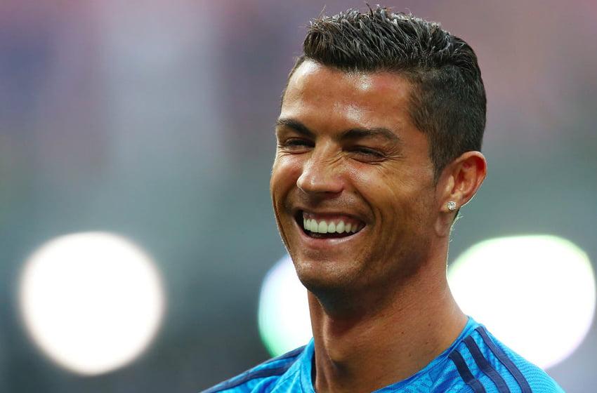 Ronaldo equals Ali Daei's record for most Int goals in men's football
