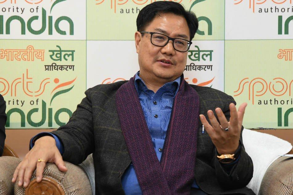 Hima Das will keep running for India: Rijiju