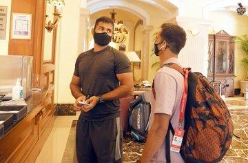 KKR kicks-off quarantine ahead of training camp