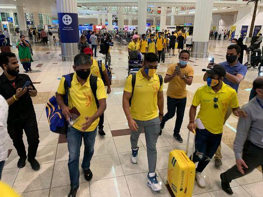IPL 2021: CSK likely to head UAE next week