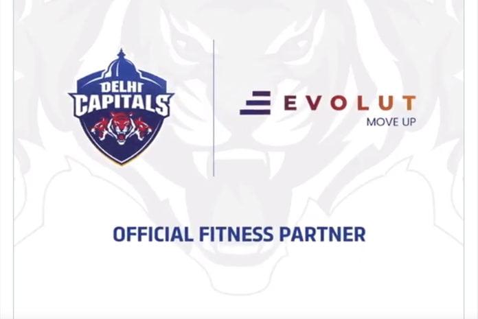 IPL 2021: Delhi Capitals signs Evolut as official fitness partner