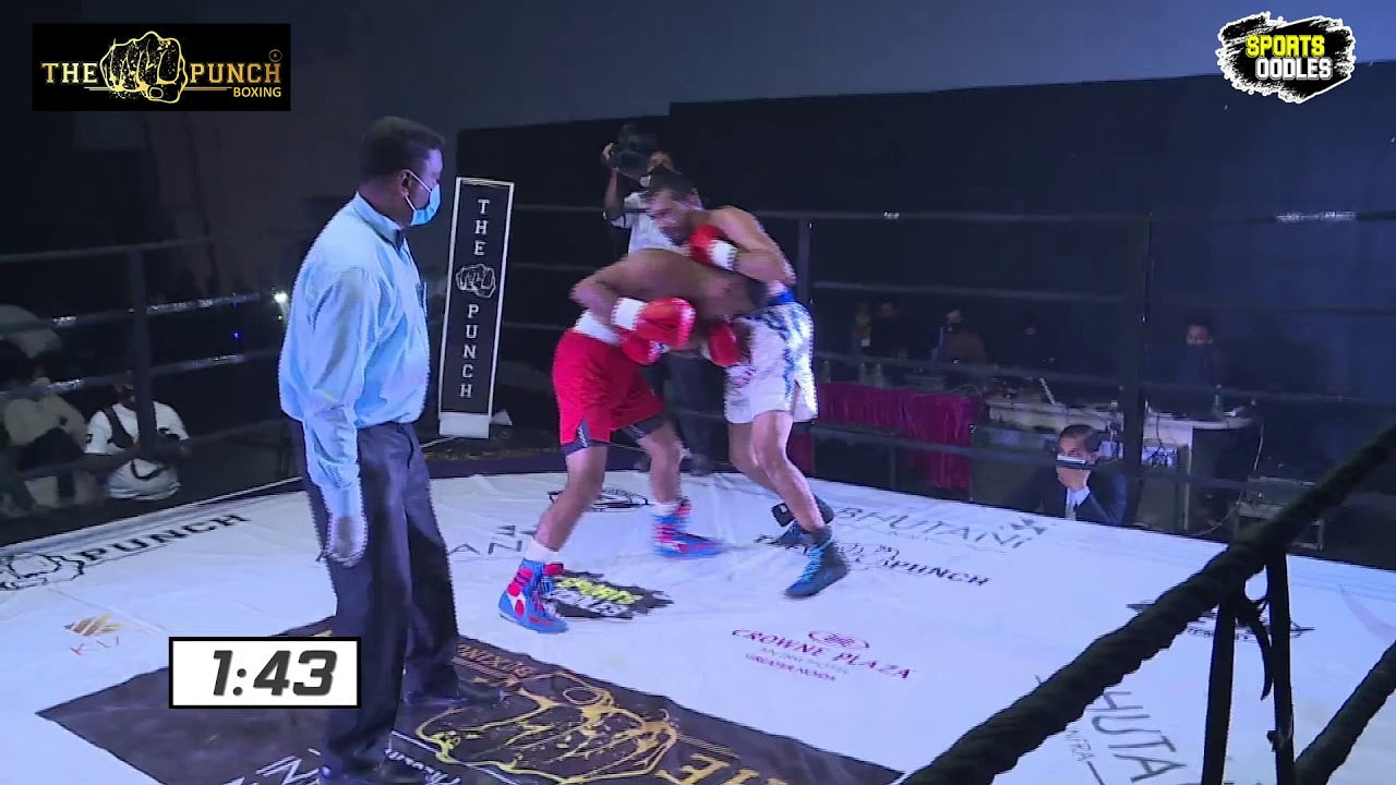 Sports Oodles is back with their sixth edition of The Punch Boxing
