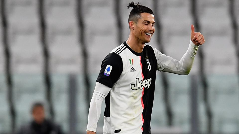 Ronaldo named Serie A player of the year for second successive time