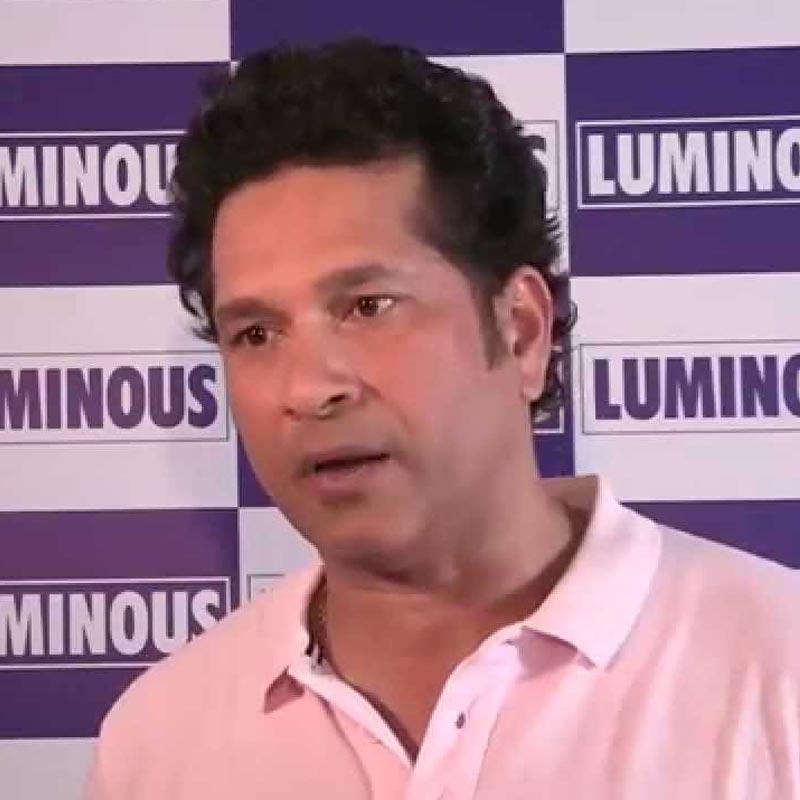 Luminous Power Technologies launches TVC campaign featuring Tendulkar