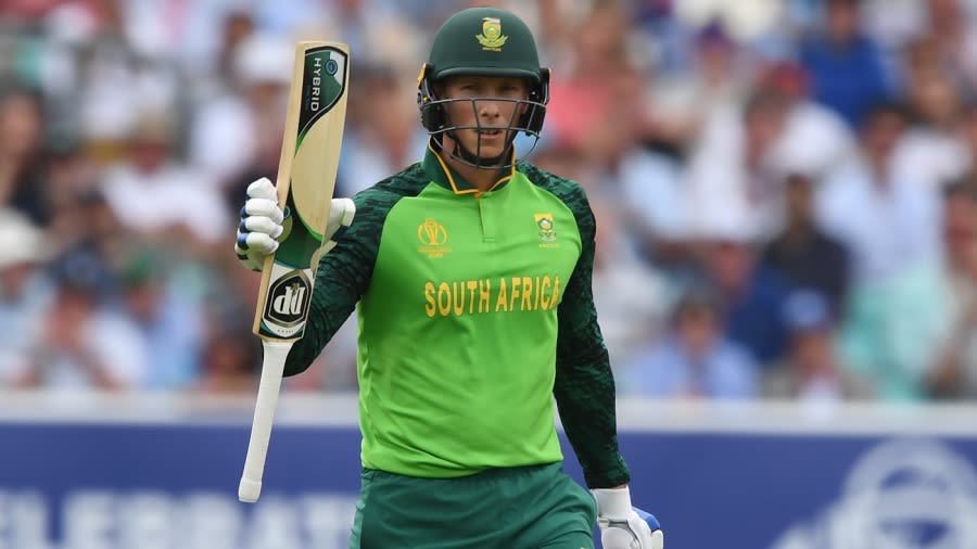IPL 2021: Royals to sign van der Dussen as Stokes replacement, says reports