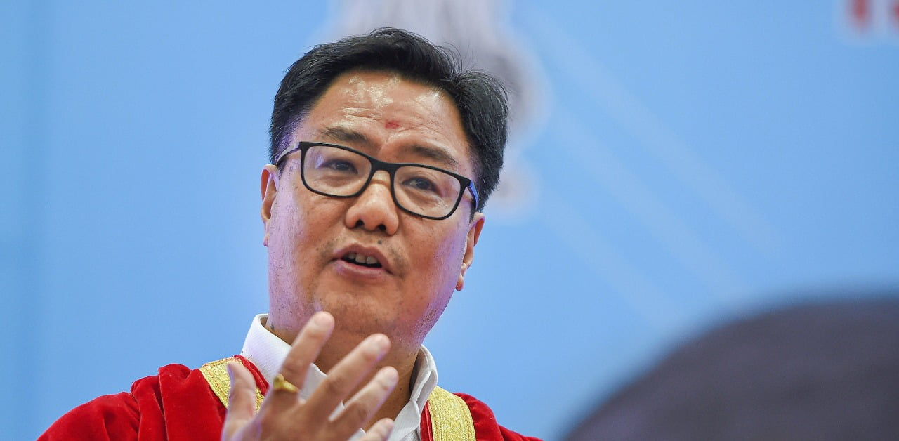 Never break Covid protocols of other countries: Rijiju warns athletes