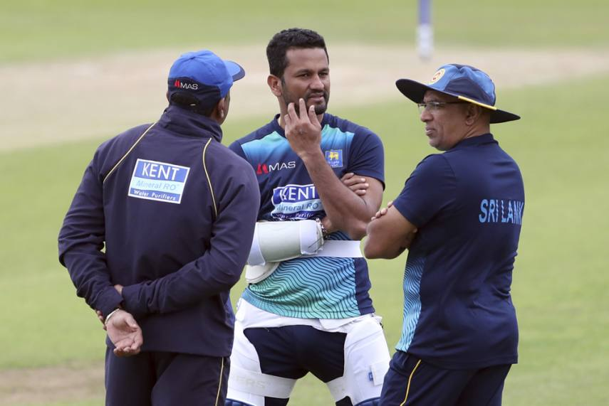 SL coaches, support staffs to remain in isolation till Wednesday
