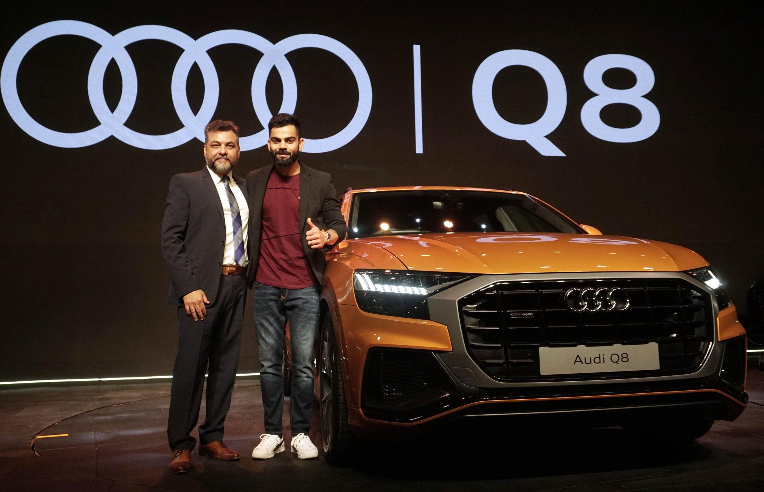 Kohli to continue association with Audi India