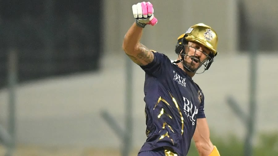 PSL 6: du Plessis ruled out after suffering concussion