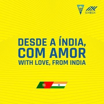 Indian sportswear brand SIX5SIX signs kit, merchandise partnership with Portuguese club Estoril
