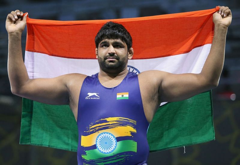 Tokyo-bound grappler Sumit Malik provisionally suspended after failing dope test