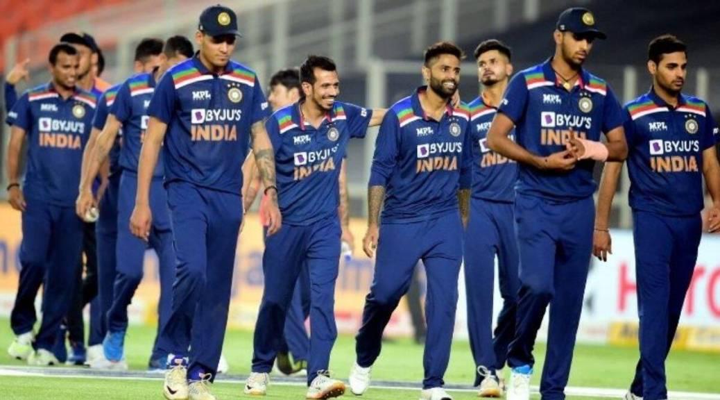 team india new