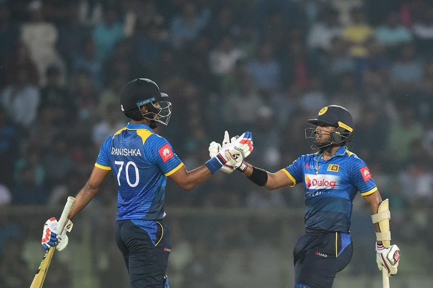 Danushka Gunathilaka, Kusal Mendis & Niroshan Dickwella banned from Int cricket for a year