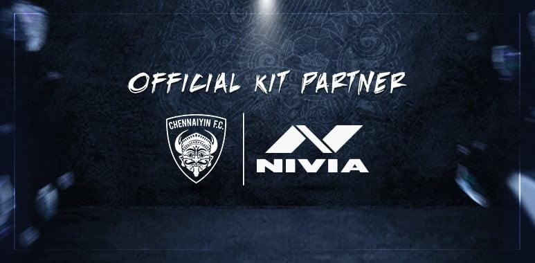 Chennaiyin FC sign Nivia as official kit partner