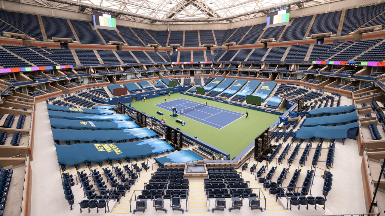US Open qualifying matches to be staged behind closed doors due to Covid-19
