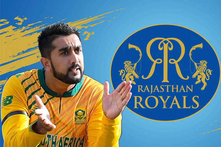 IPL 2021: Rajasthan Royals announce Tabraiz Shamsi as their second replacement player