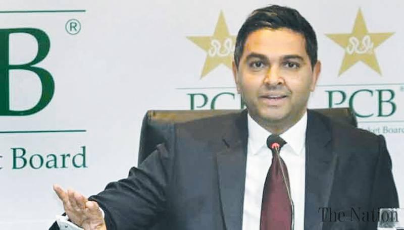 PCB CEO Wasim Khan steps down