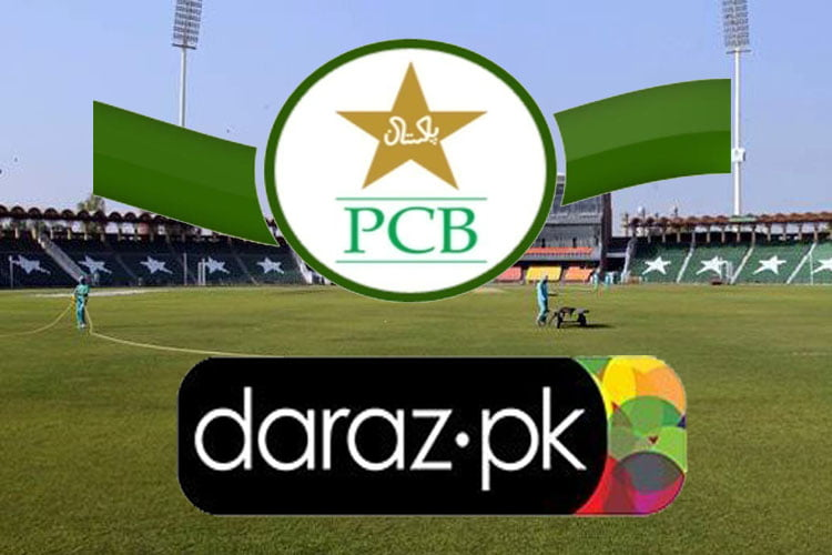 Daraz bags exclusive live streaming rights for 2021-22 Pakistan's home international season