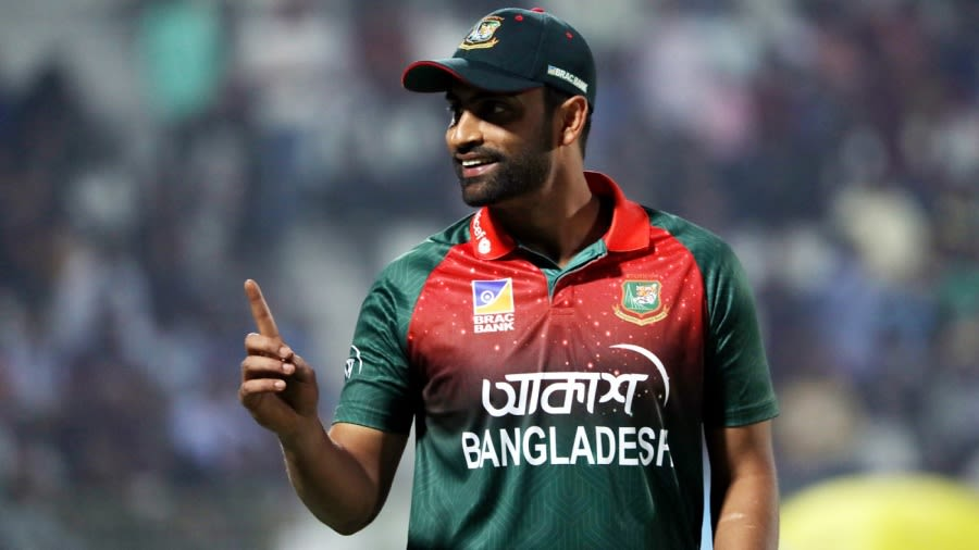 Tamim Iqbal to feature in Nepal's Everest Premier League for comeback