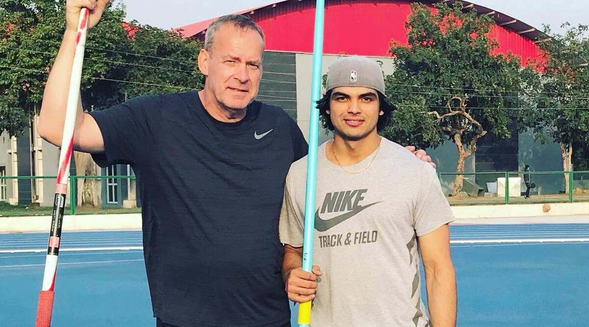 AFI sacks Neeraj Chopra's German coach Uwe Hohn