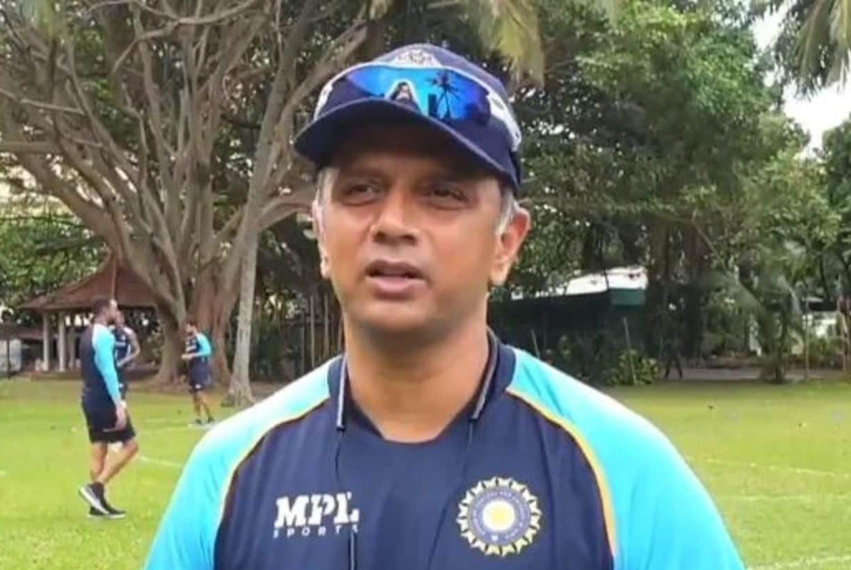 Dravid set to become Team India's head coach after T20 World Cup