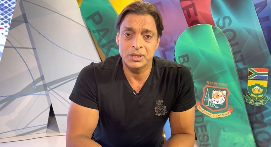 Pakistan's 'real anger' with New Zealand, not India: Shoaib Akhtar