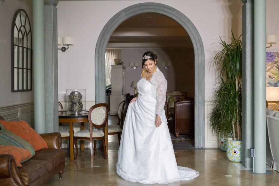 sposa curvy