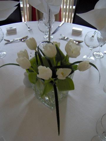 Fiori per il matrimonio eleganti tulipani  Sposalicious