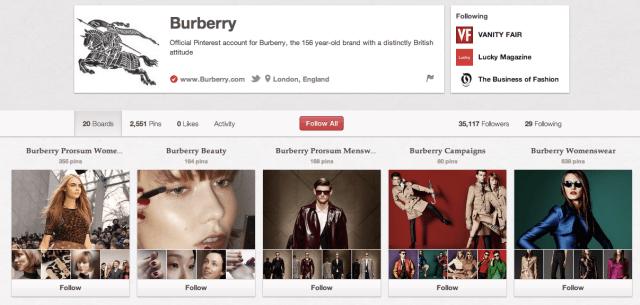 burberry-su-pinterest