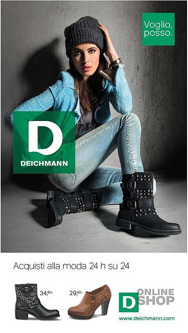 Www.Deichmann Online