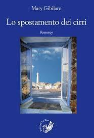Copertina jpg fronte libro Mary Gibilaro lo spostamento dei cirri[2]