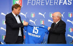 Italian Football Federation and Puma Announce Partnership Renewal
