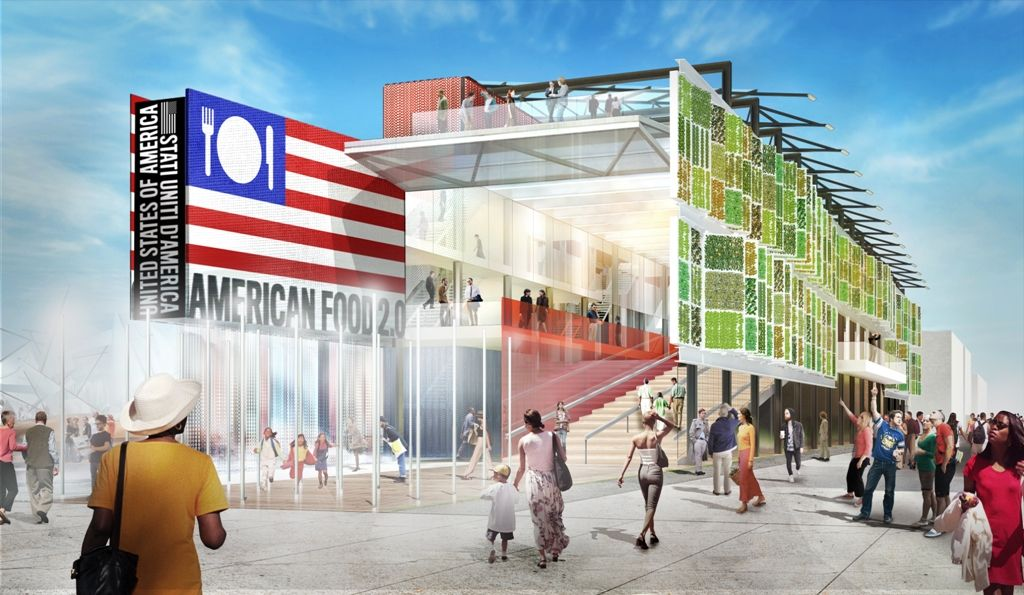 Rendering USA Pavilion_low