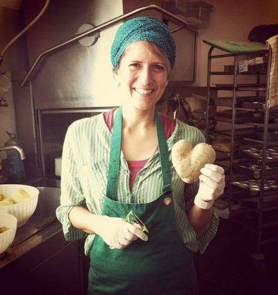 Giulia Pieri - vegan chef