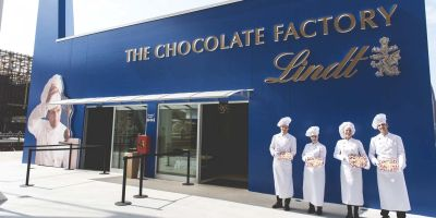 The Chocolate Factory_Lindt Italia