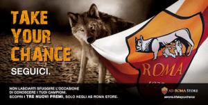 nuova campagna take your chance SEGUICI copia