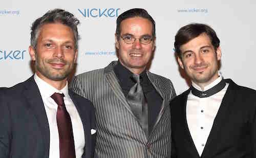 Matteo Cracco, Klaus Davi, Luca Menti