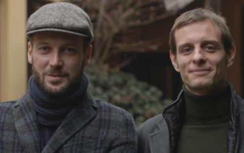 Lorenzo Del Bianco e Davide Baldi
