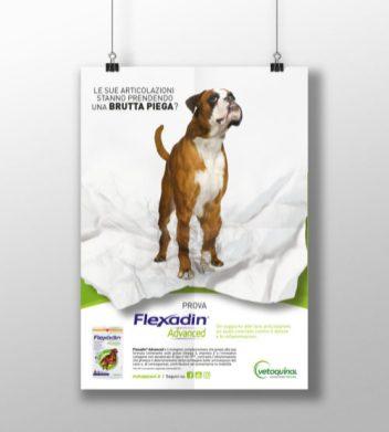 Flexadin_affissione cane