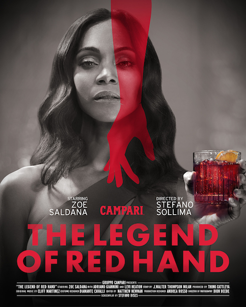 The Legend of Red Hand Movie_Poster