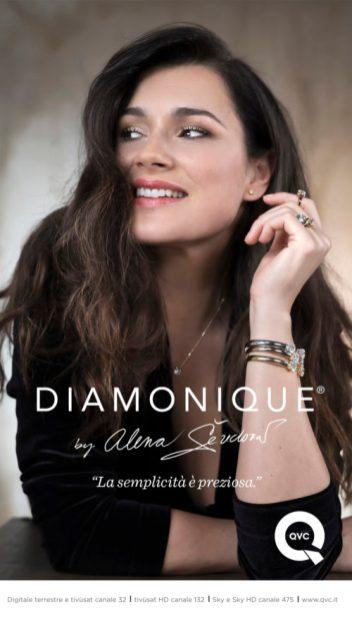 QVC_Diamonique by Alena Seredova_immagine campagna_2