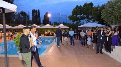 Gabriele Brocani e Alessio Campanelli accolgono al microfono i primi convenuti