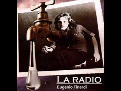 Un poeta e sostenitore della Radio in tempi non sospetti: Eugenio Finardi.