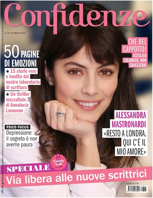 Cover n.43 Confidenze