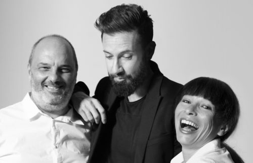 Franz Di Palma, Giorgio Garlati, Valeria Allievi