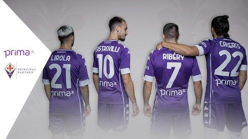Prima Assicurazioni e ACF Fiorentina ancora insieme - Spot and Web
