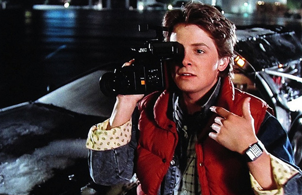 Casio rdite la montre de Marty McFly dans Retour Vers le