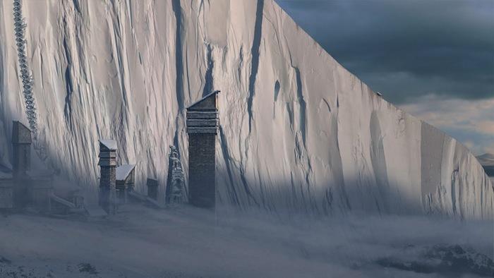 Frozen Quotes Wallpaper Vous Allez Pouvoir Visiter Le V 233 Ritable Mur De Game Of
