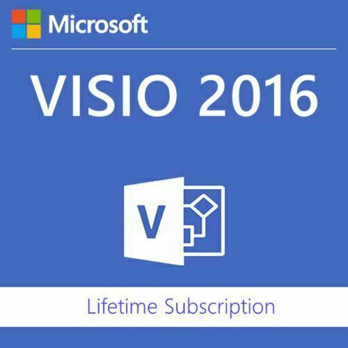 Microsoft Visio 2016 PROFESSIONAL Product Key Full Version - GENUINE + Guarantee