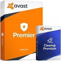Antivirus Avast premier + Cleanup 2019   5 PC   10 years! license keyFast Antivirus Activation Key